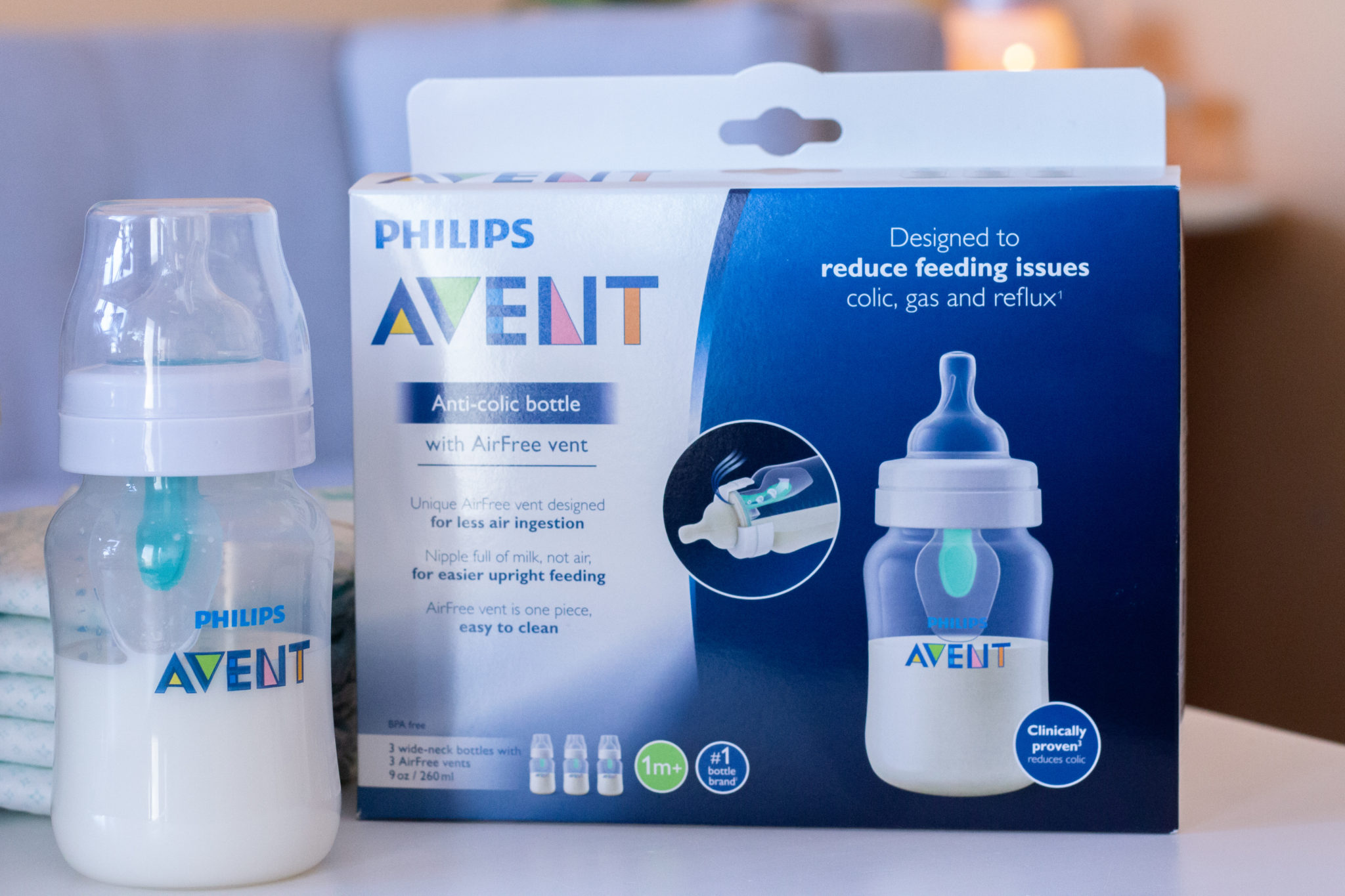 Bottle Feeding Tips For First Time Dads | Philips Avent