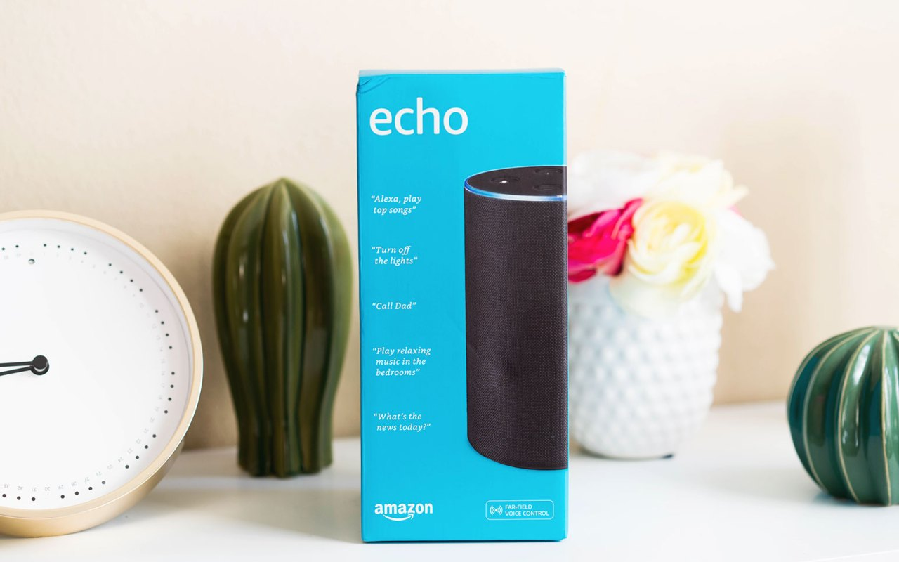 Amazon Echo Giveaway