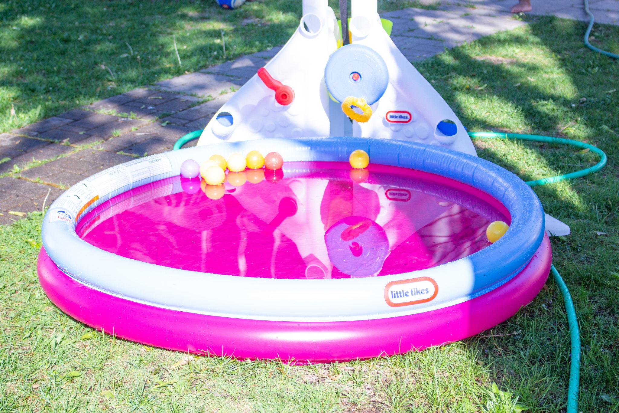 Summer Fun With Little Tikes | Fun Zone Drop Zone
