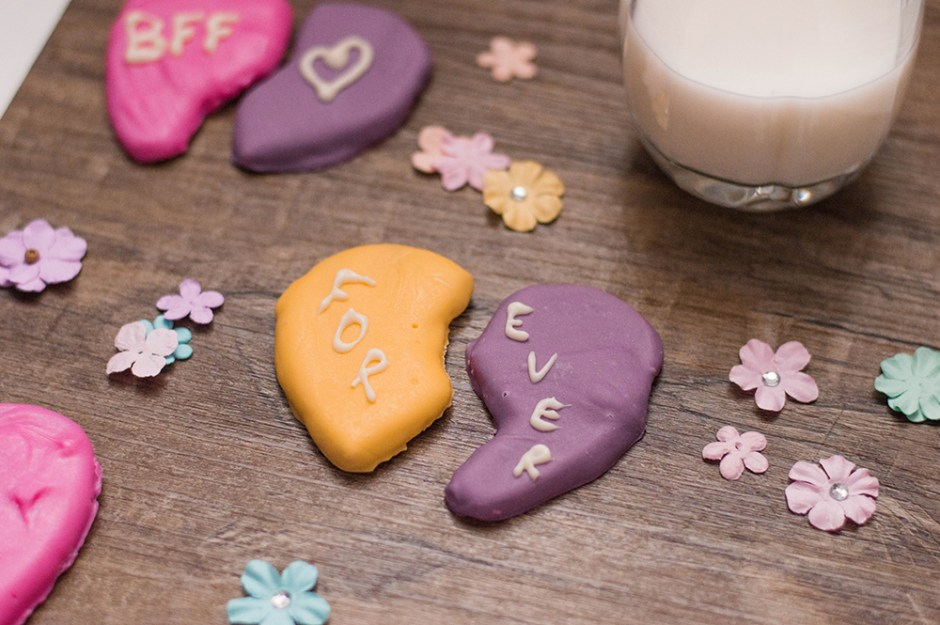 Celebrate National Best Friend Day With Some BFF Cookies