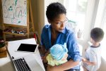 Going Back to Work as Moms: The Ups, Downs and Everything in Between