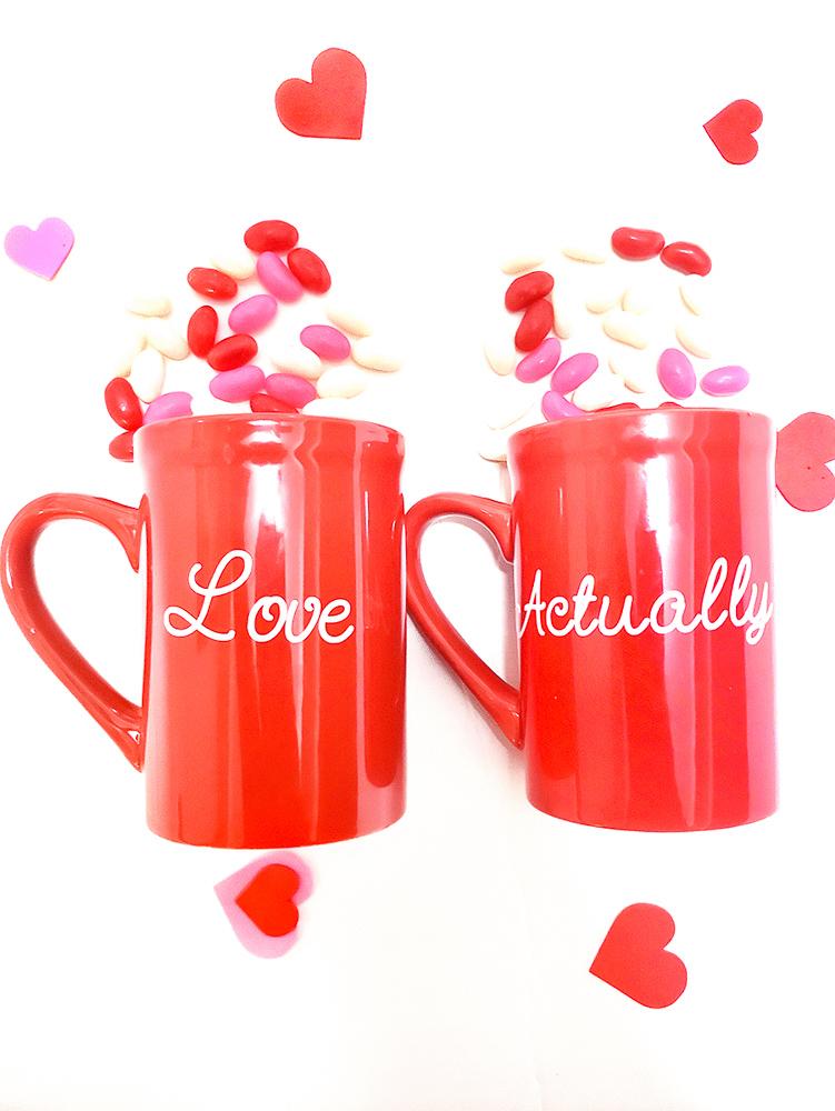 Easy DIY Valentine's Day gifts