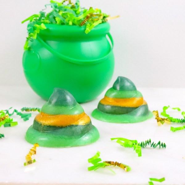 Fun and Simple DIY Leprechaun Poop Soap Recipe