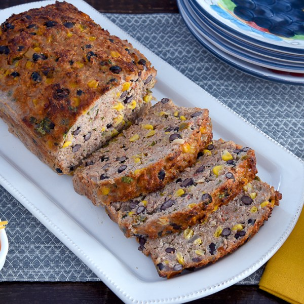 Tex-Mex Tasty Turkey Meatloaf Recipe | Meal Makeover With Canadian Turkey