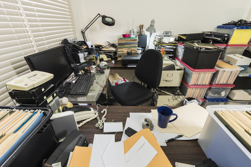 Declutter The Documents