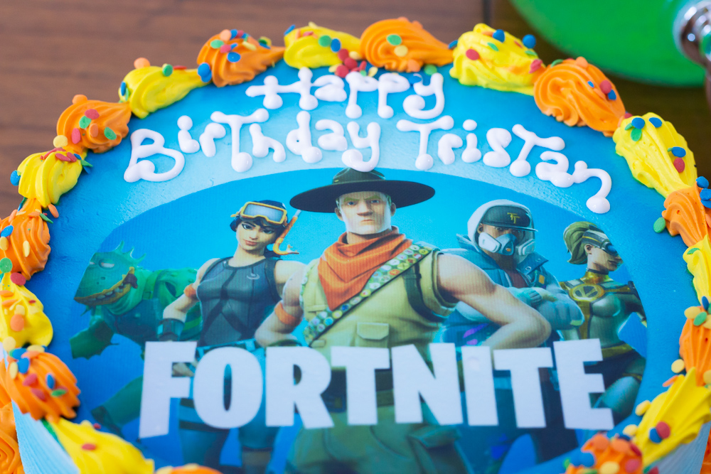 Happy 11th Birthday! Fortnite + Slurp Juice Recipe