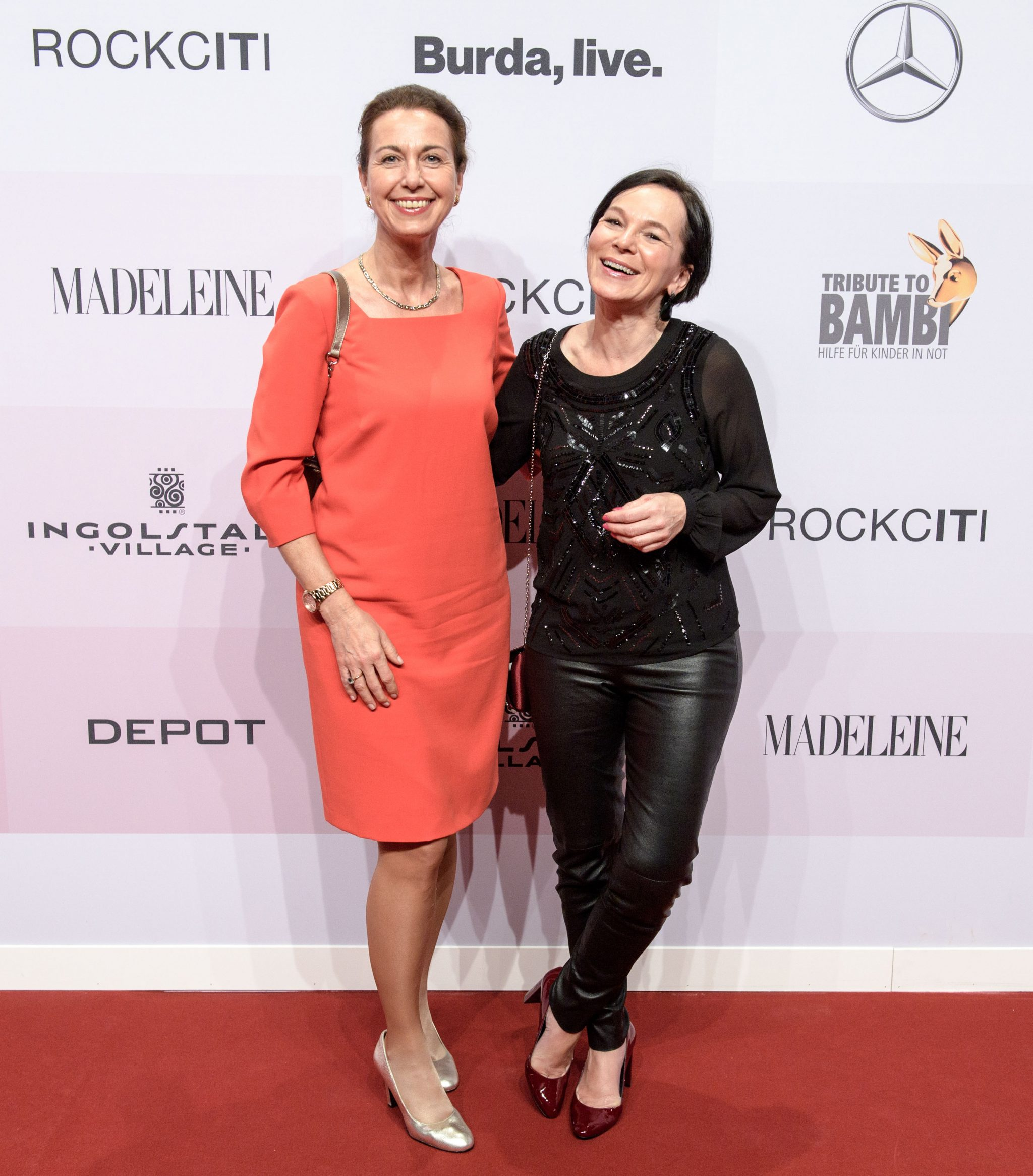 Tribute to Bambi Madeleine Red Carpet LadyofStyle