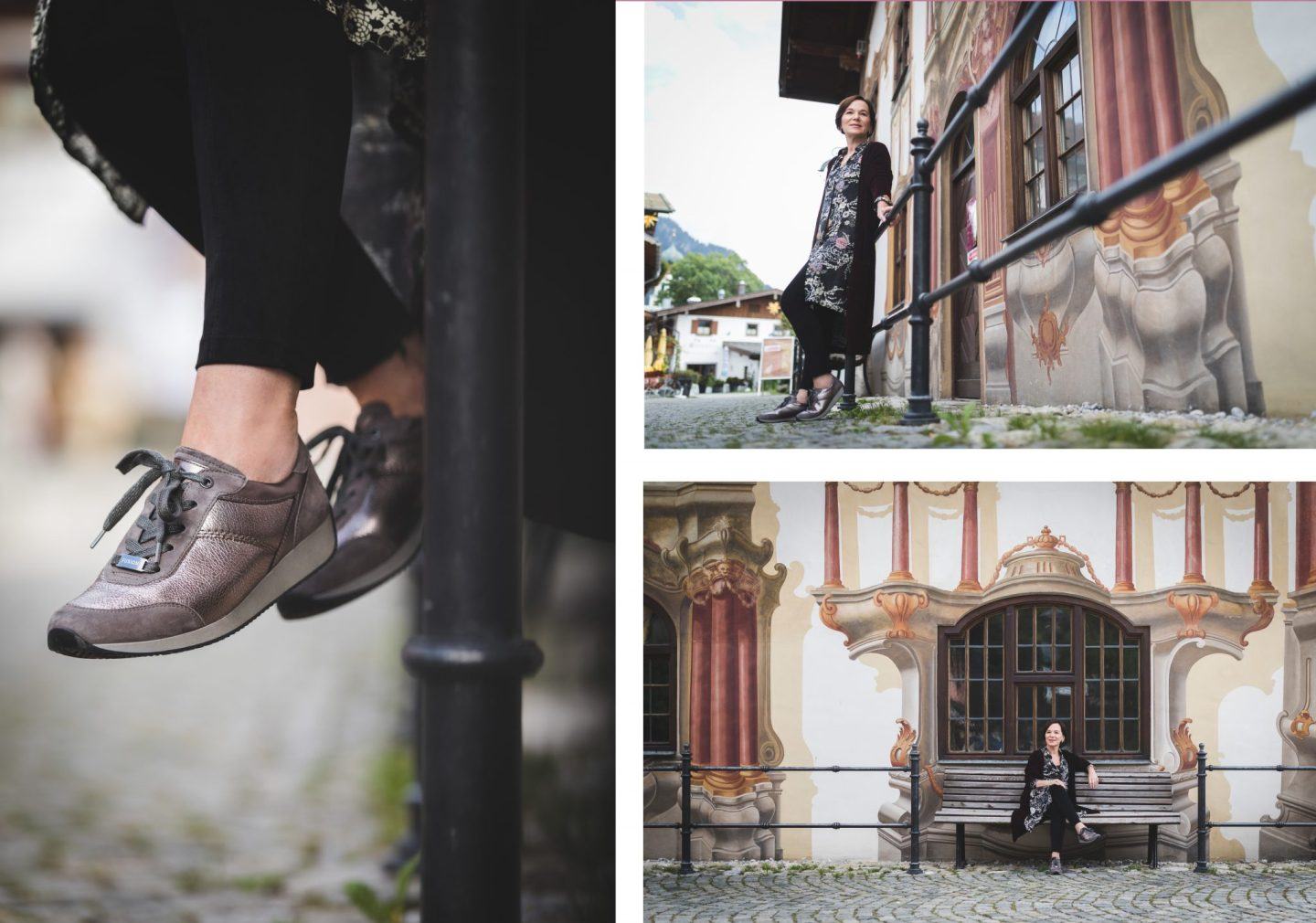 ara Fusion4 Lissabon Sneakers bequem Herbst 50plus Blogger Lady of Style