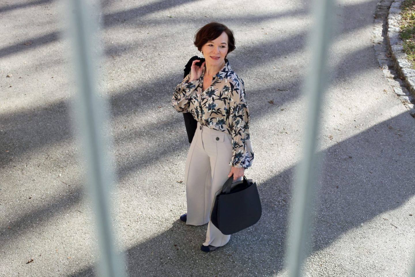 Businesslook Officelook Marlenehose 50plus Blogger LadyofStyle