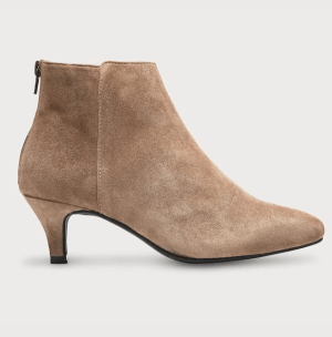 Wildleder Stiefeletten von Calla Shoes