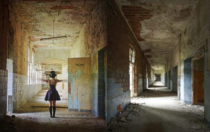 Beelitz 200914 Corridor