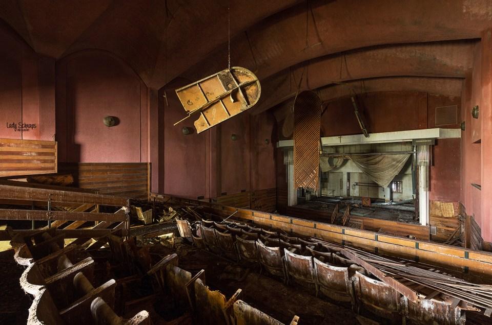 Théâtre des Portes Volantes (IT)