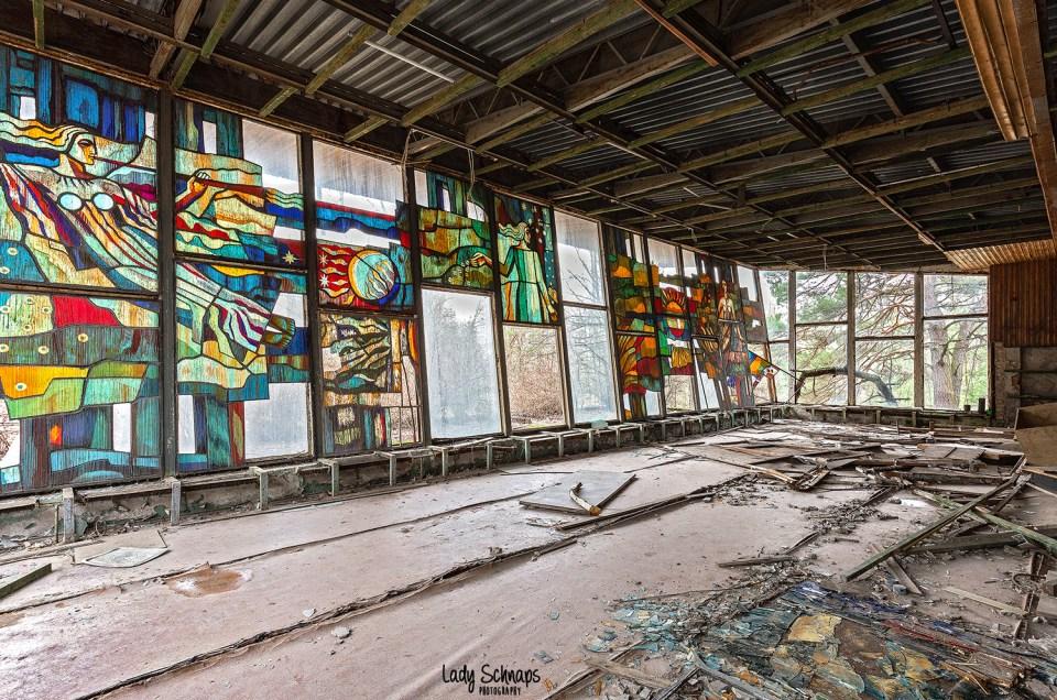 Café Pripyat - The Dish (UA)