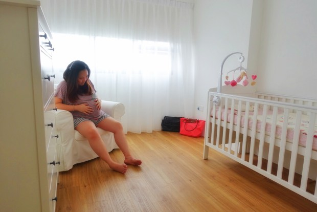 Me in Nursery