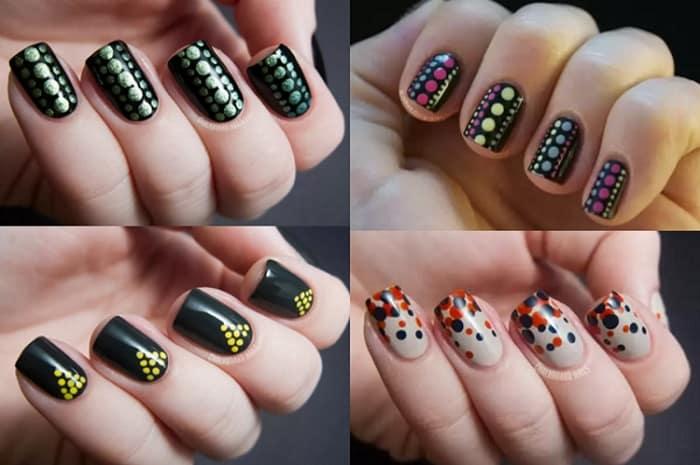 Nail Design Valg med punktudstyr