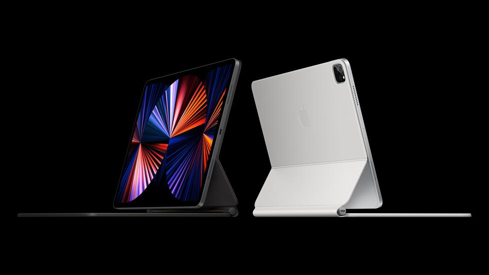 Apple presenta un nuevo iPad Pro con chip M1 y conectividad 5G