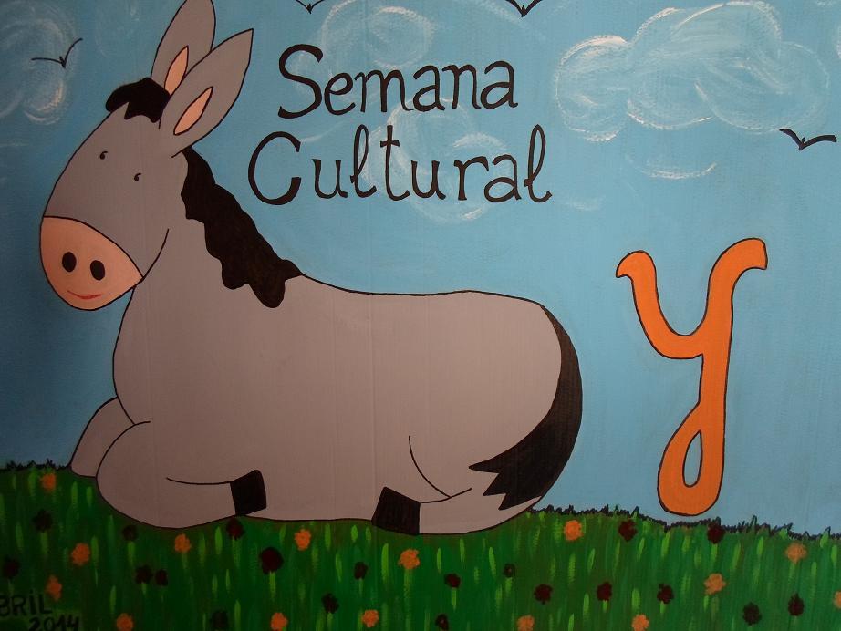 Semana Cultural.