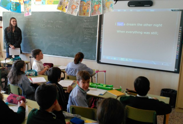El colegio APA