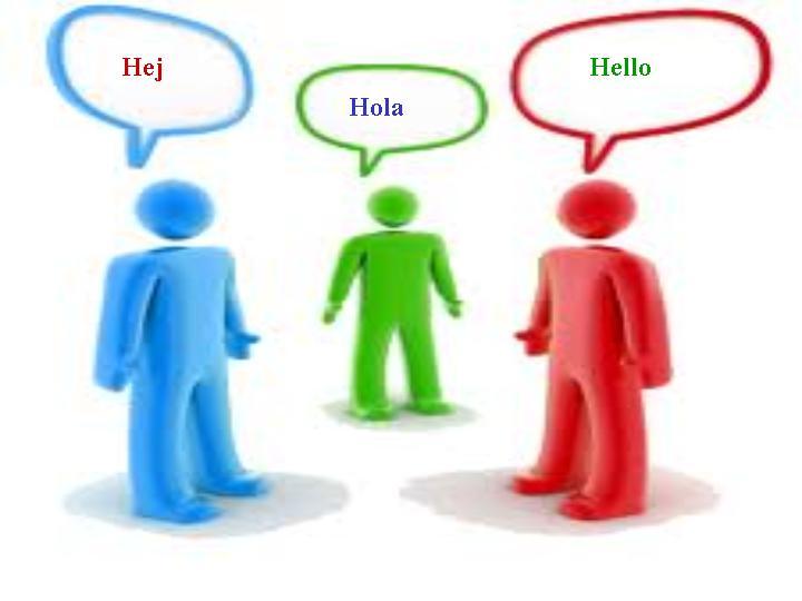 Nueva inmersión lingüística. Asociación Carcajada.