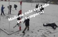 Suspendidas las clases en Villena el viernes, así como otras actividades municipales