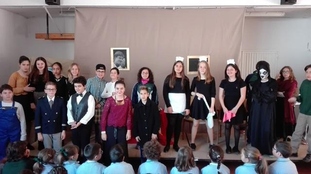 Teatro 6º primaria