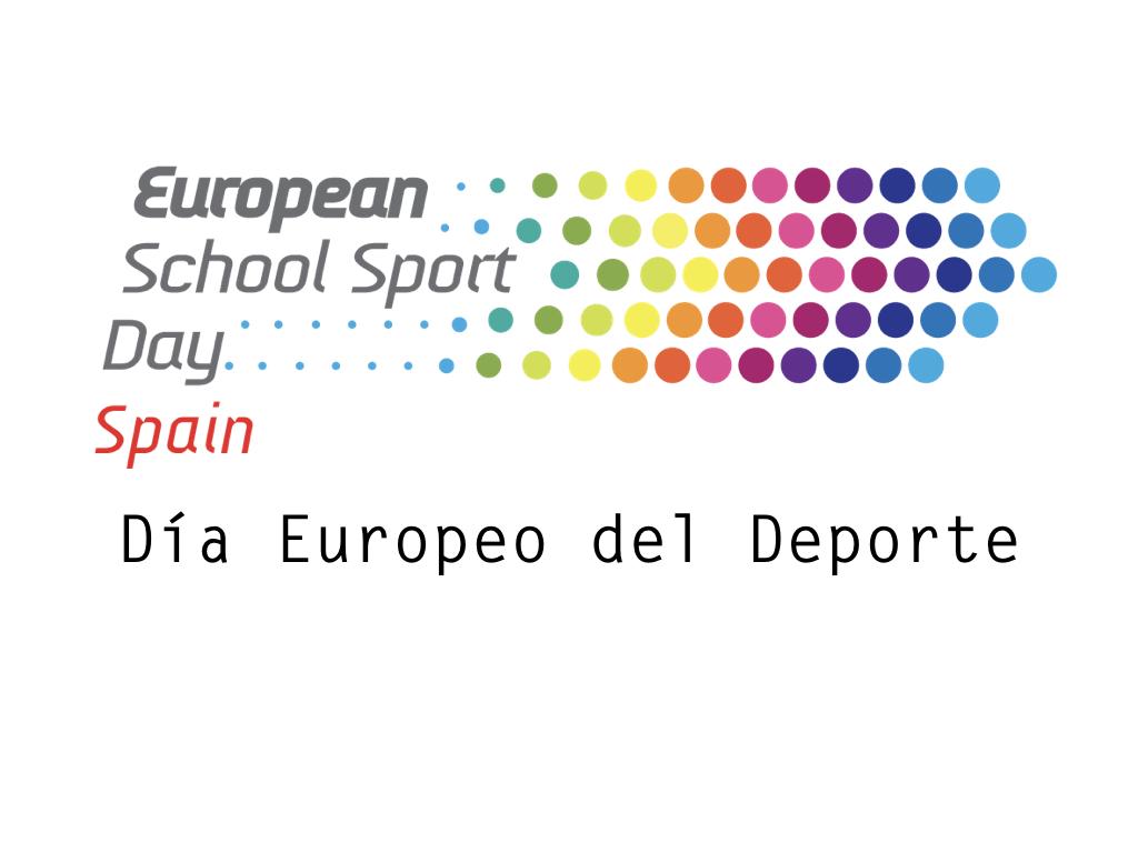 Día Europeo del Deporte