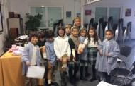 """Los niños/as de tercero de Primaria finalizan el proyecto """"El ser humano en la Tierra"""""""