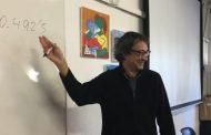 Alberto Coto visita nuestro Colegio.