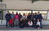 El alumnado de Cultura Científica visita la planta de Reciclados del Mediterráneo.