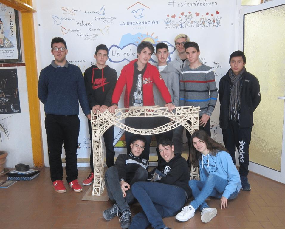 Concurso de puentes UMH