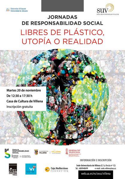 Biología de 4º ESO asiste a una charla sobre plásticos