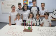 Muestra de trabajos de Tecnología de 3º ESO al alumnado de Primaria