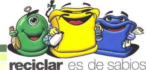 cuidado con los errores a la hora de reciclar