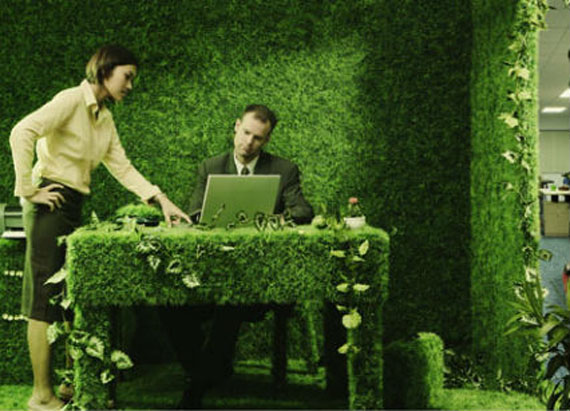 La oficina verde