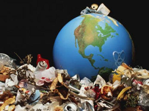 Desperdiciar comida contamina