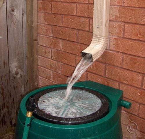 agua pluvial