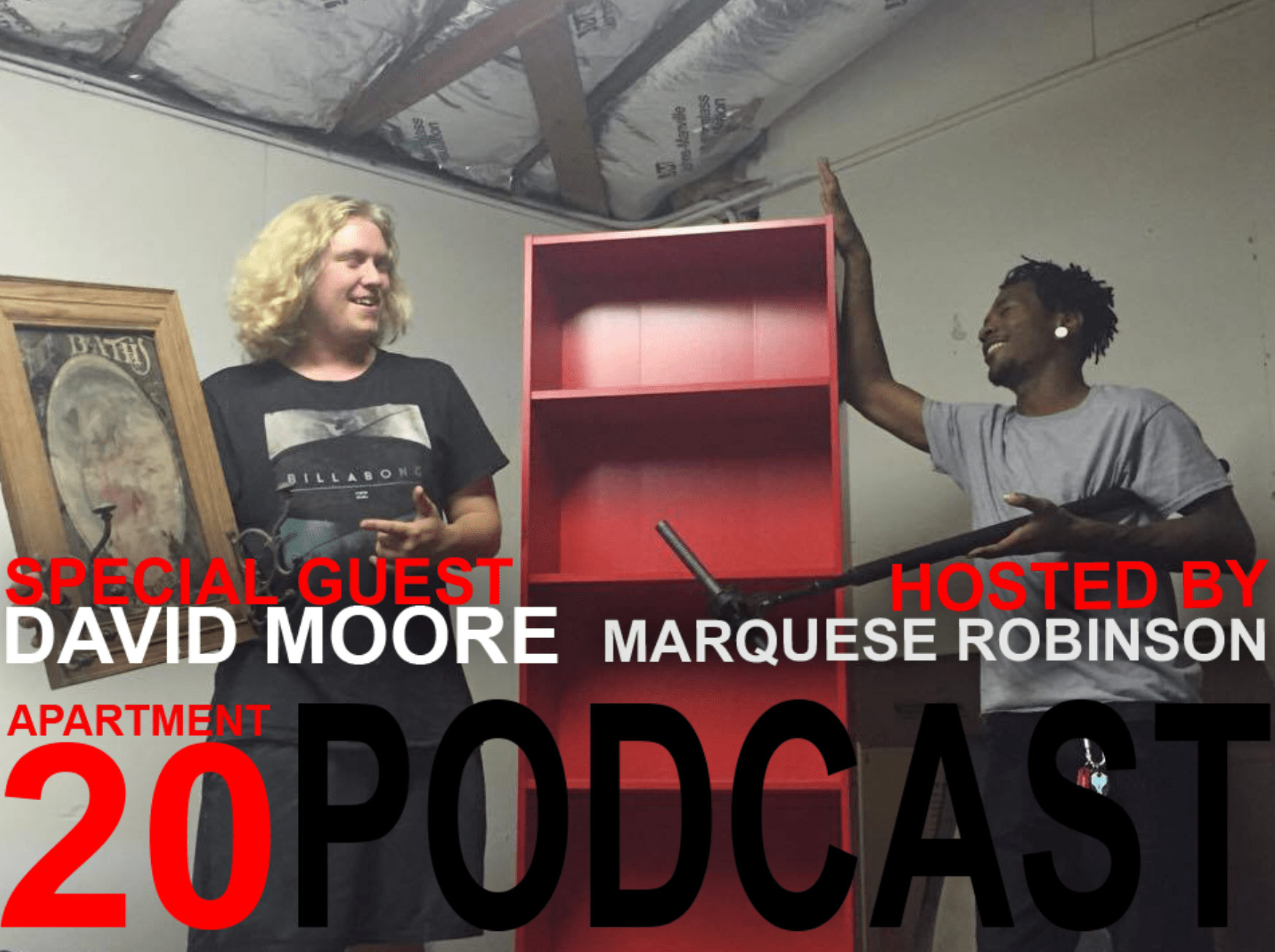 Apartment 20 Podcast: David Moore