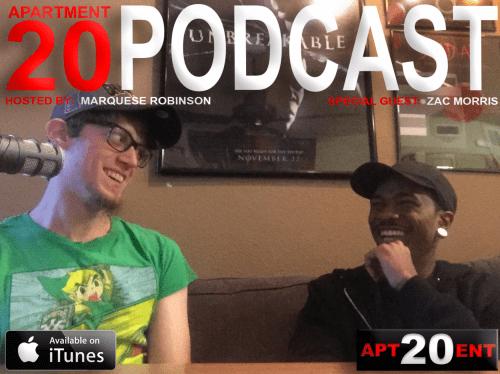 Apartment 20 Podcast: Zac Morris