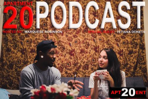 Apartment 20 Podcast: Tetiana Donets