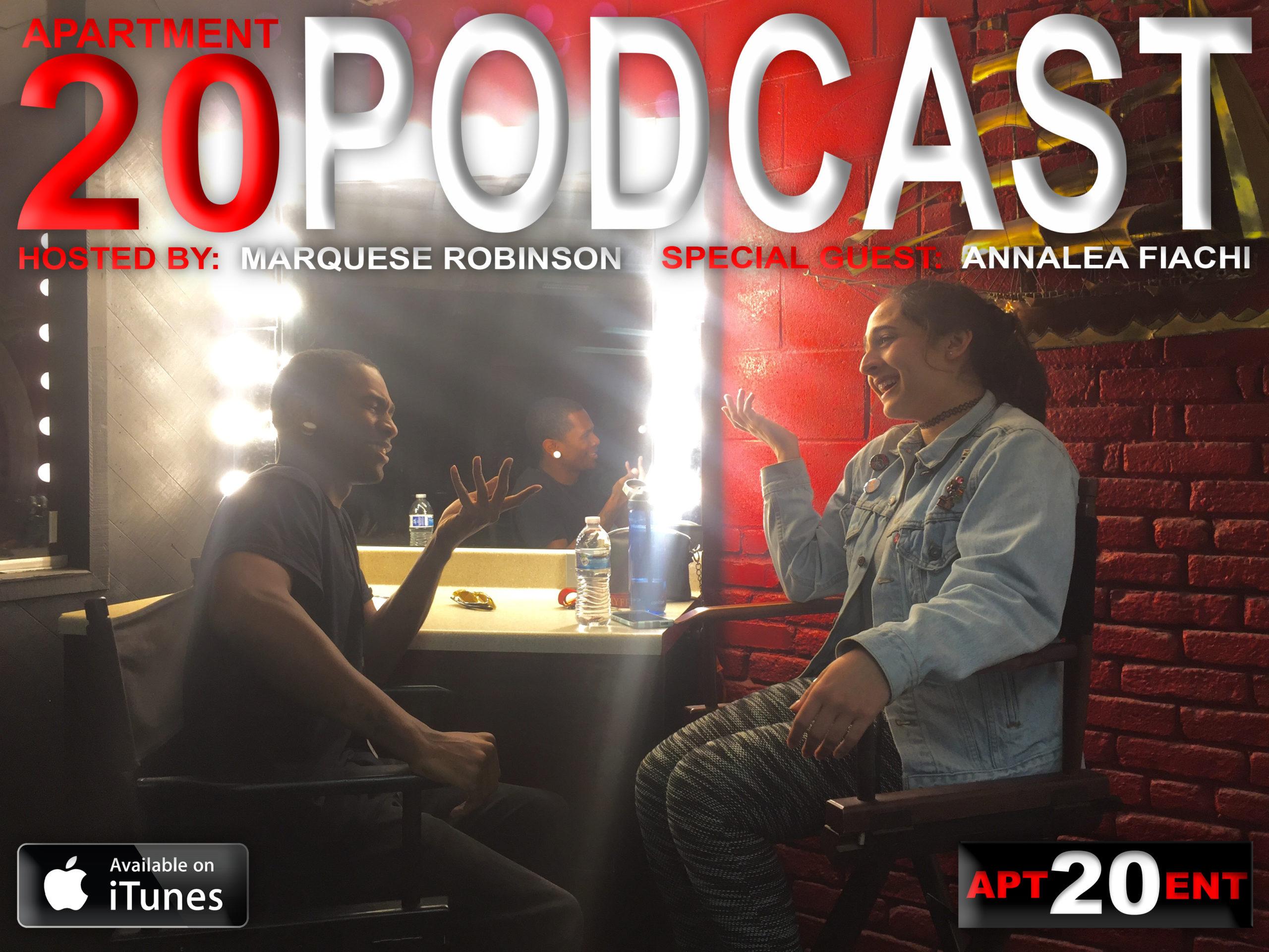 Apartment 20 Podcast: Annalea Fiachi