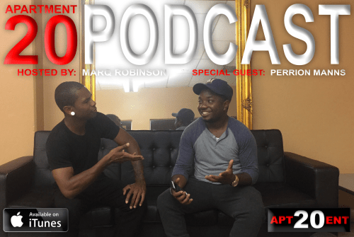 Apartment 20 Podcast: Perrion Manns