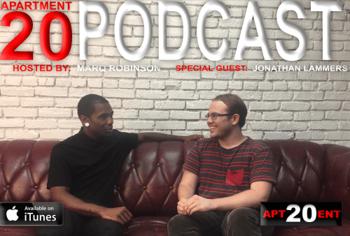 Apartment 20 Podcast: Jonathan Lammers