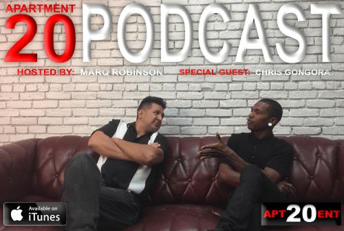Apartment 20 Podcast: Chris Gongora