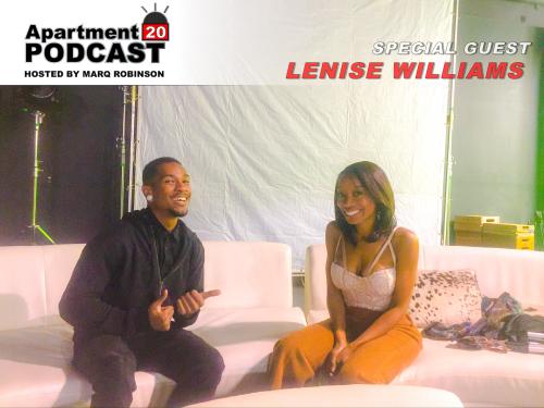Apartment 20 Podcast: Lenis Williams