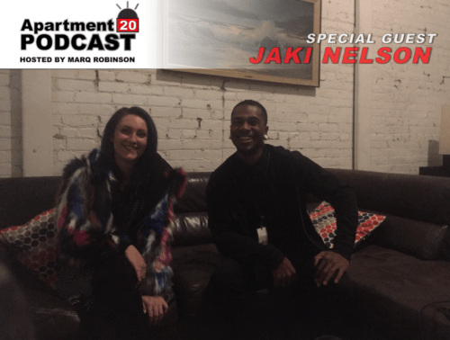 Apartment 20 Podcast: Jaki Nelson