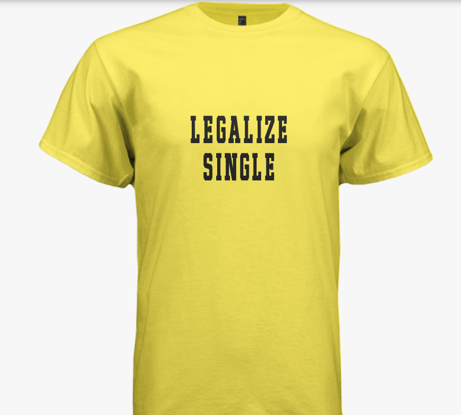 Legalize Single Tee