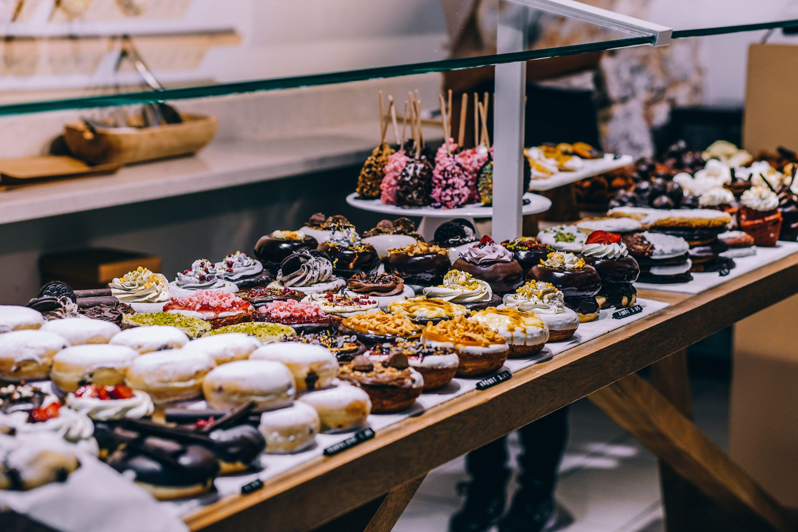 Gourmet Donuts In Los Angeles