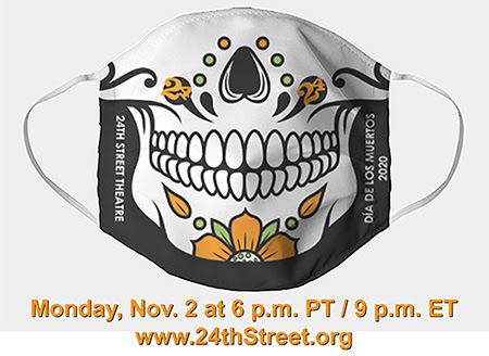 24th Street Theatre Online Event