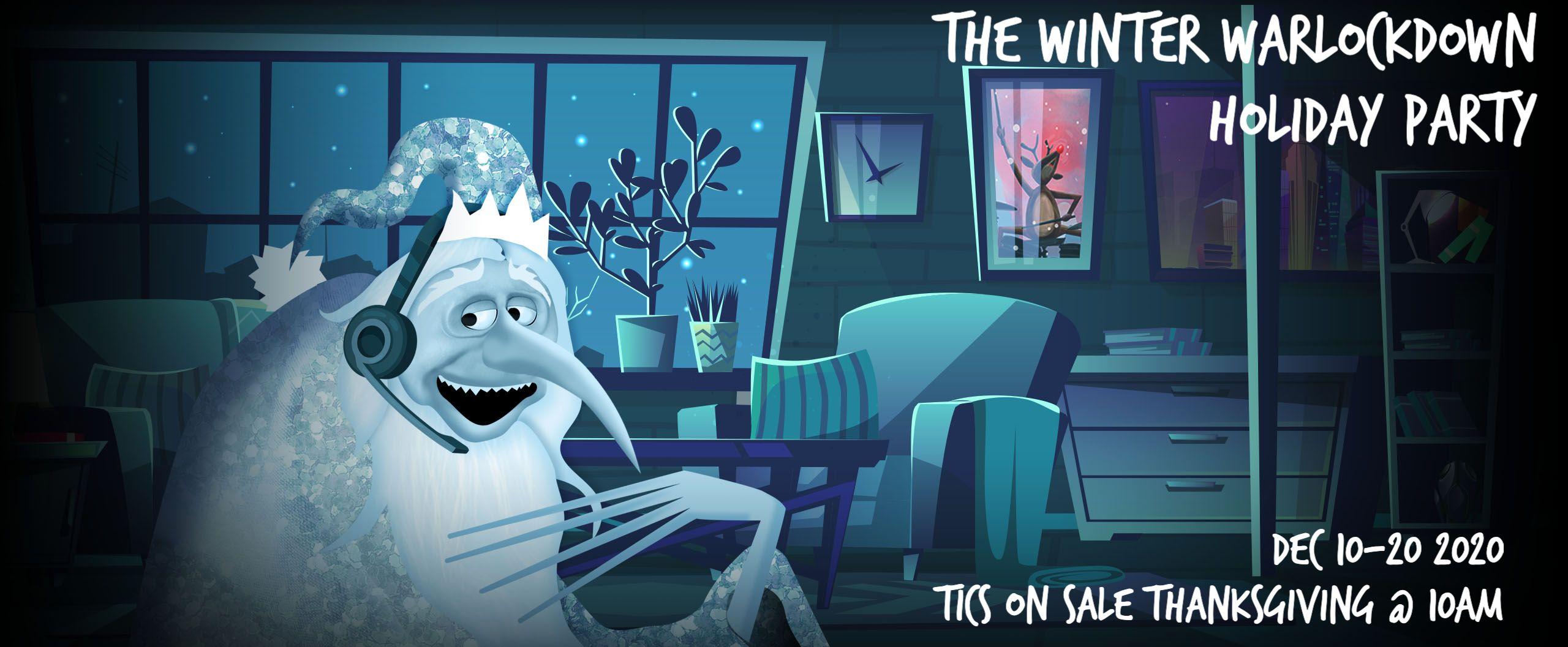 The Winter War Lockdown - The Troubies - The Troubadour