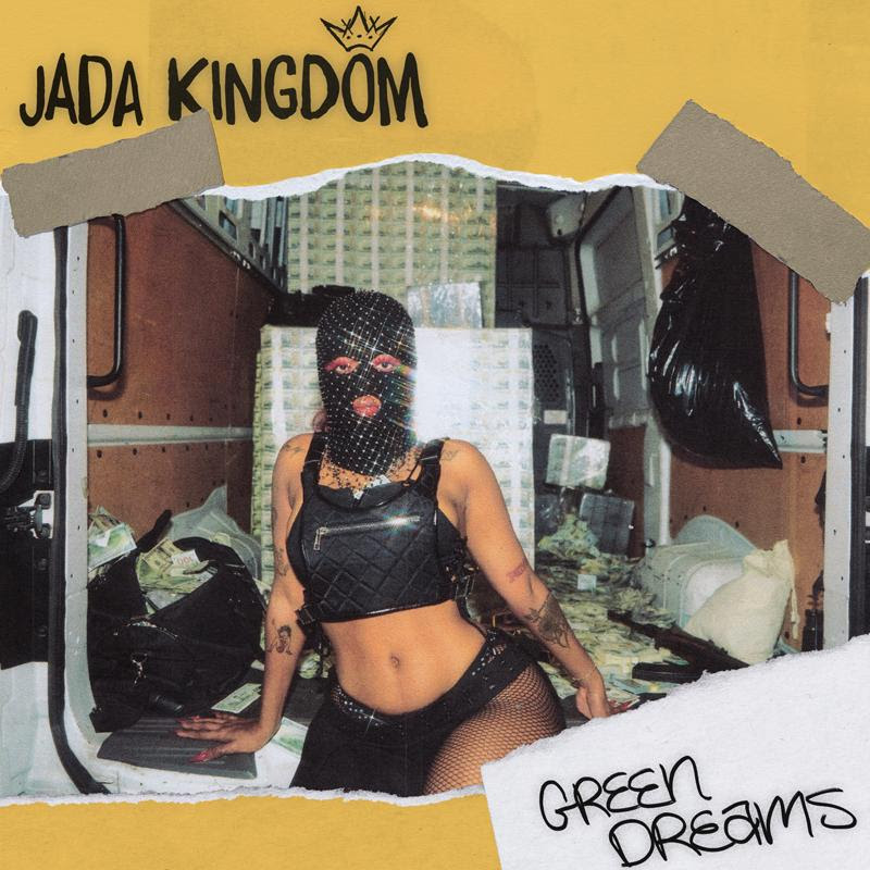 Green Dreams Jada Kingdom - Cover Art